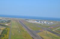 ニュース画像:仙台空港、7月から運用時間を30分延長