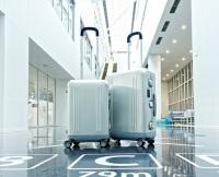 ニュース画像:ANAオリジナルスーツケース、ゼロハリバートンとコラボ 先行販売