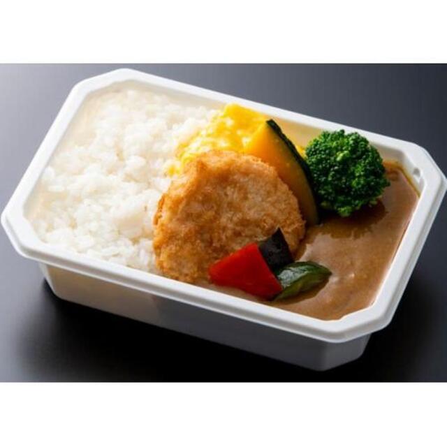 ニュース画像 1枚目:ネット通販で購入できるANA機内食「大阪大黒ソースチキンカツカレー」