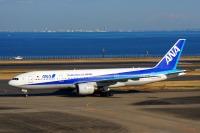 ニュース画像 6枚目:台湾にフェリーされた777-200型、レジ「JA704A」 (KAZKAZさん撮影)