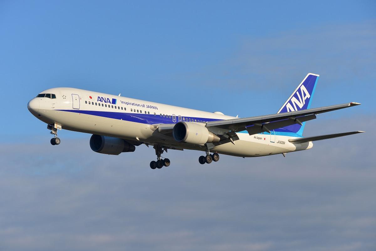 ニュース画像 4枚目:767-300の「JA606A」はATSGグループに売却。今後も活躍か (syuさん撮影)