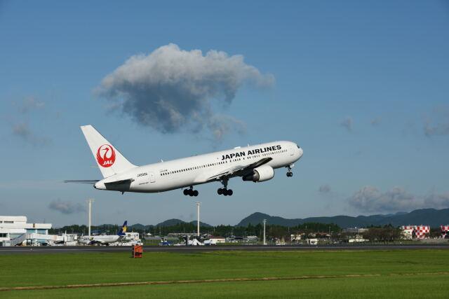 ニュース画像 1枚目:JALイメージ(しろくまさん撮影)