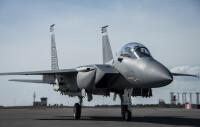ニュース画像 3枚目:エグリン空軍基地到着時のF-15EX