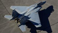 ニュース画像 4枚目:上から見たF-15EX