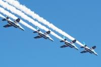 ニュース画像:ブルーインパルス、4月29日に所沢上空を飛行 西武ライオンズが企画