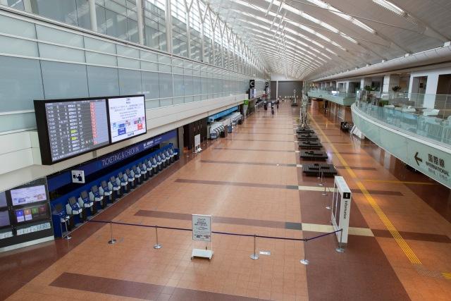 空港 コロナ 羽田 海外からご到着のお客さまが利用できる交通手段について