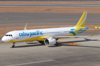 ニュース画像:セブ・パシフィック航空、2021年初の新造機受領 さらに7機追加へ