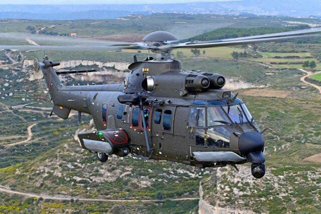 ニュース画像 1枚目:シンガポール空軍 H225Mヘリコプター