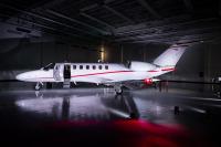 ニュース画像:セスナ・サイテーションCJ3、600機目納入
