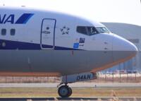 ニュース画像:ANAの737-700「JA04AN」退役、アンカレッジに到着