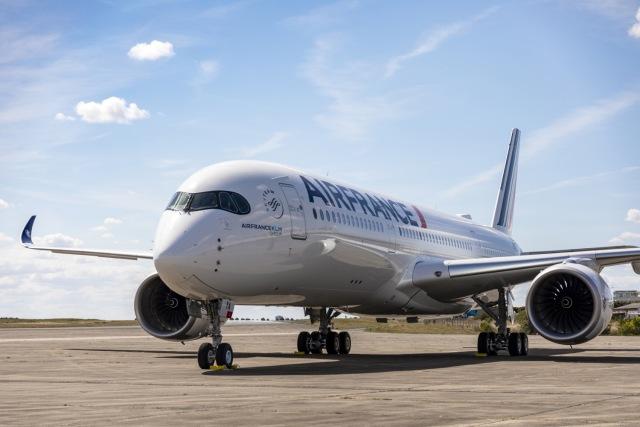 ニュース画像 1枚目:エールフランス A350-900
