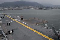 ニュース画像:佐世保に前方展開したボノム・リシャール、4月14日に退役式