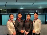ニュース画像:JAL、全旅連青年部と連携 客室乗務員のノウハウ活かし人財育成