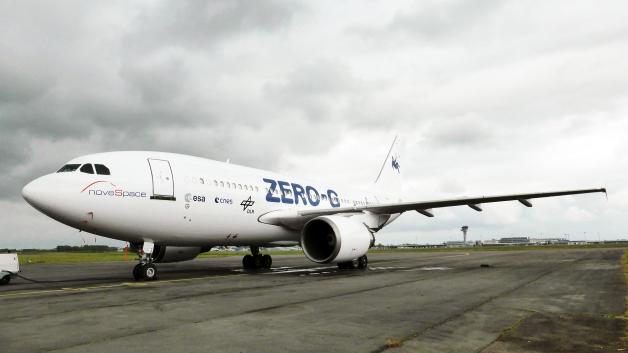 ニュース画像 1枚目:A310-304 F-WNOVの「Zero-G」試験機