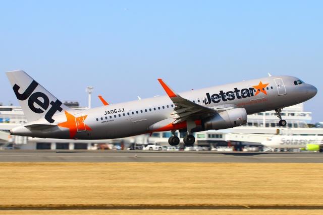 ニュース画像 1枚目:ジェットスター・ジャパンで運航されていた当時の「JA06JJ」 (Kuuさん撮影)