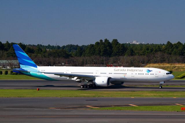 ニュース画像 1枚目: ガルーダ・インドネシア航空 イメージ(wing-aceさん撮影)