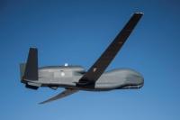 ニュース画像:ノースロップ・グラマン、空自向けグローバルホークを初飛行