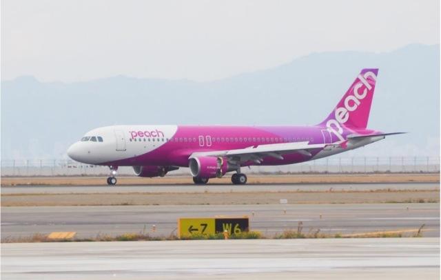 ニュース画像 1枚目:Peach A320