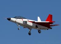 ニュース画像 2枚目:2017年10月26日に飛行したX-2 (DEE JAYさん撮影)