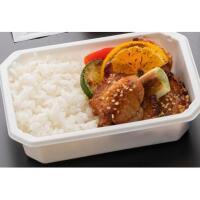 ニュース画像 2枚目:ANA国際線エコノミークラス機内食 南国波乗りセット「ポリネシアンチキンBBQオレンジ風味」