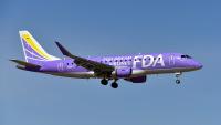 FDA、松本・静岡/丘珠線の航空券発売 5月10日に延期の画像