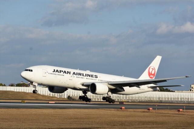 ニュース画像 1枚目:JALイメージ(どんちんさん撮影)