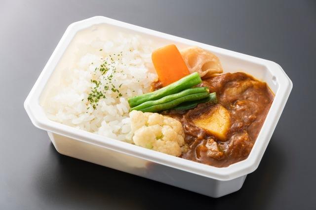 ニュース画像 1枚目:ANA  機内食 イメージ
