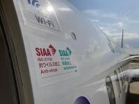 ニュース画像:JAL、機内客室に抗ウイルス・抗菌コーティング実施