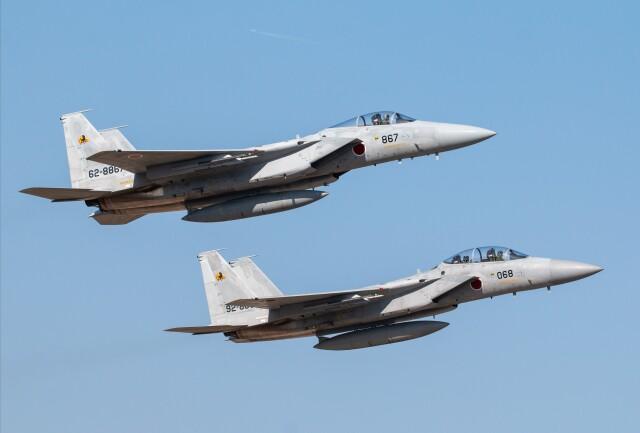 ニュース画像 1枚目:新田原基地所属 F-15 イメージ (TOM310さん撮影)