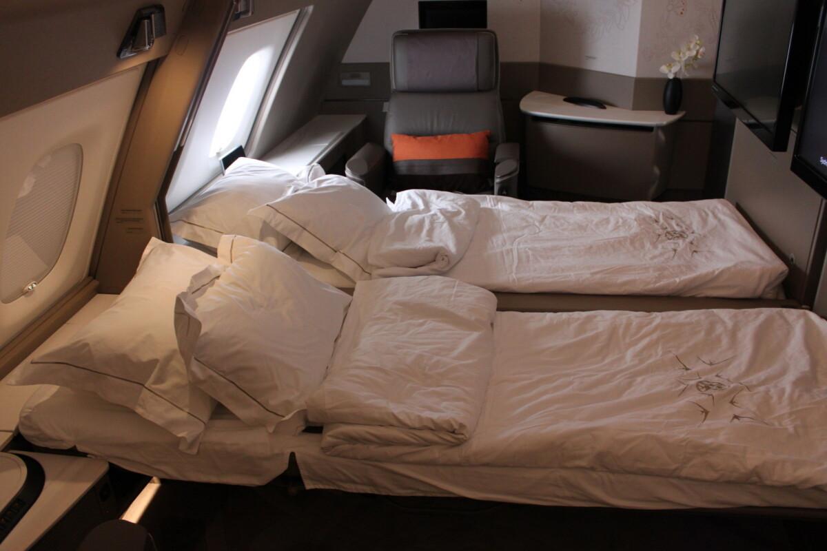 ニュース画像 1枚目:シンガポール航空 A380 スイート (AWARD FLYERさん撮影)