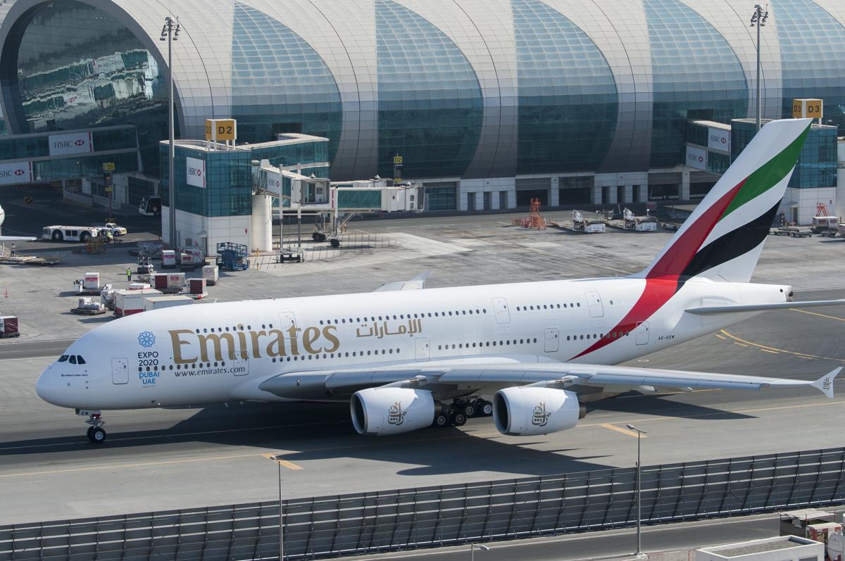 ニュース画像 6枚目:エミレーツ航空、2030年代までA380を運航 (Dream Cabinさん撮影)