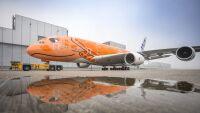 ニュース画像 6枚目:日本にやってくるのはいつになるか、ANAのA380「JA383A」