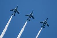 ニュース画像:ブルーインパルス、4月29日の所沢での展示飛行中止を決定