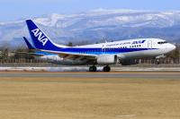 ニュース画像:ANA、737-700退役で記念デカール 6月にチャーター企画も