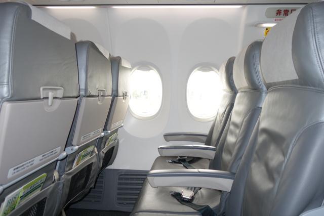 ニュース画像 1枚目:春秋航空日本 座席イメージ(ガスパールさん撮影)