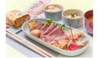 ニュース画像:JAL、5月の国内線ファースト機内食 米沢牛や比内地鶏など