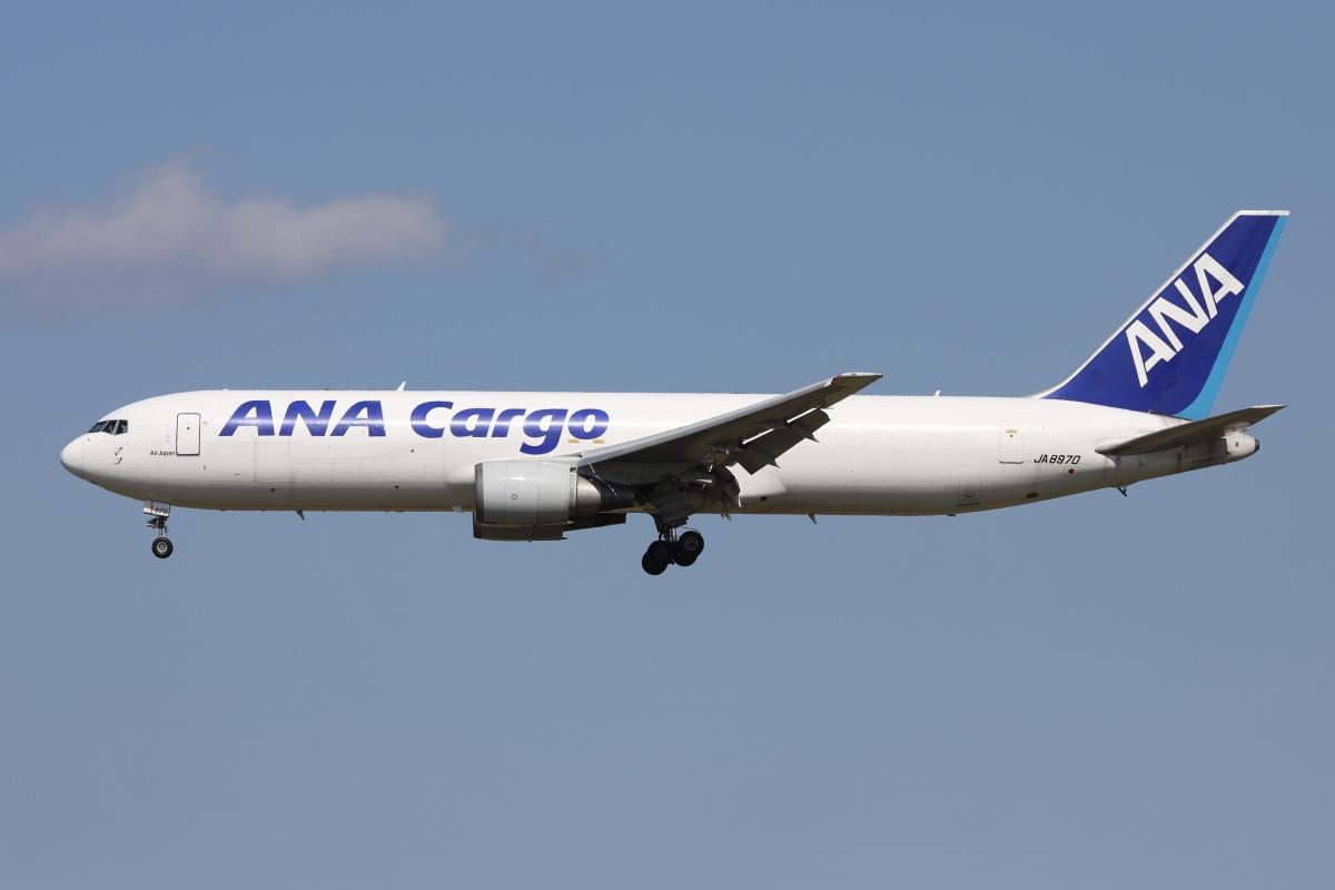 ニュース画像 1枚目:ANA Cargo、国際貨物は過去最高の収入 (sky-spotterさん撮影)