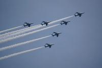 ニュース画像:ブルーインパルス、5月23日に山形市「東北絆まつり」で展示飛行