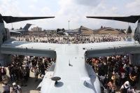 ニュース画像:横田基地日米友好祭、2021年は延期 「2022年5月」開催を計画