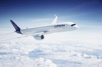 ニュース画像 2枚目:ルフトハンザ塗装 A350-900