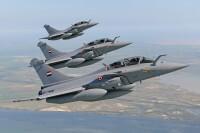 ニュース画像:エジプト、空軍向けラファール30機を追加購入