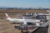 ニュース画像:航空10社のGW輸送実績、2019年比の旅客数は36%