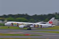 ニュース画像:嵐ジェット、全て無くなる 最後の「嵐ジェット ハワイ」運航終了