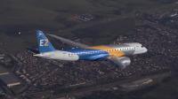 ニュース画像:エンブラエル、E175-E2型機は最速で2024年運用開始