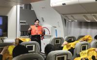 ニュース画像:JAL、客室乗務員「お仕事講座」オンライン開催
