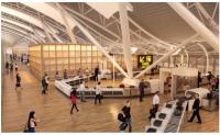 ニュース画像:関西空港、第1ターミナルのリノベ工事開始 万博までに主要設備完成へ