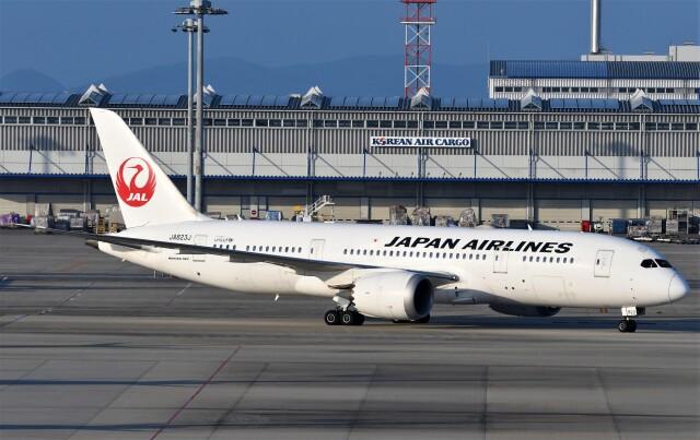 ニュース画像 1枚目:JAL イメージ(鉄バスさん撮影)
