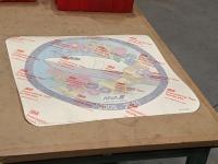 ニュース画像 2枚目:貼り付ける737-700退役記念デカール