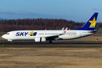 ニュース画像:スカイマーク、21路線で減便追加 5月後半の運航率49.3%