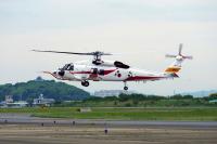 SH-60L、名古屋で初飛行 無事に終了の画像
